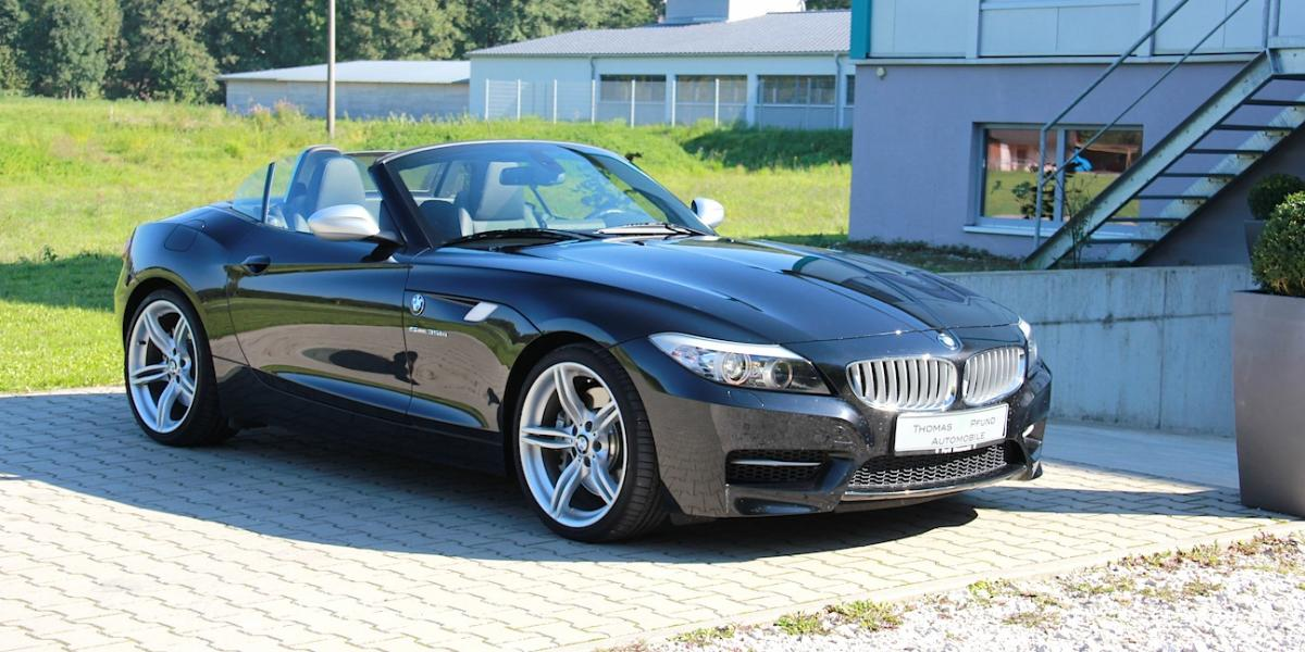 bmw z4 35is thomas pfund automobile. Black Bedroom Furniture Sets. Home Design Ideas