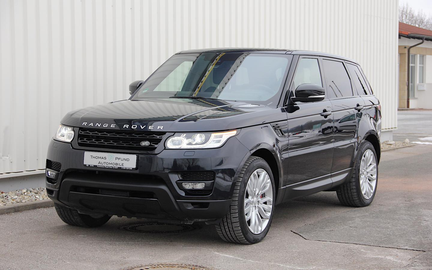 land rover range rover sport hse dynamic thomas pfund. Black Bedroom Furniture Sets. Home Design Ideas