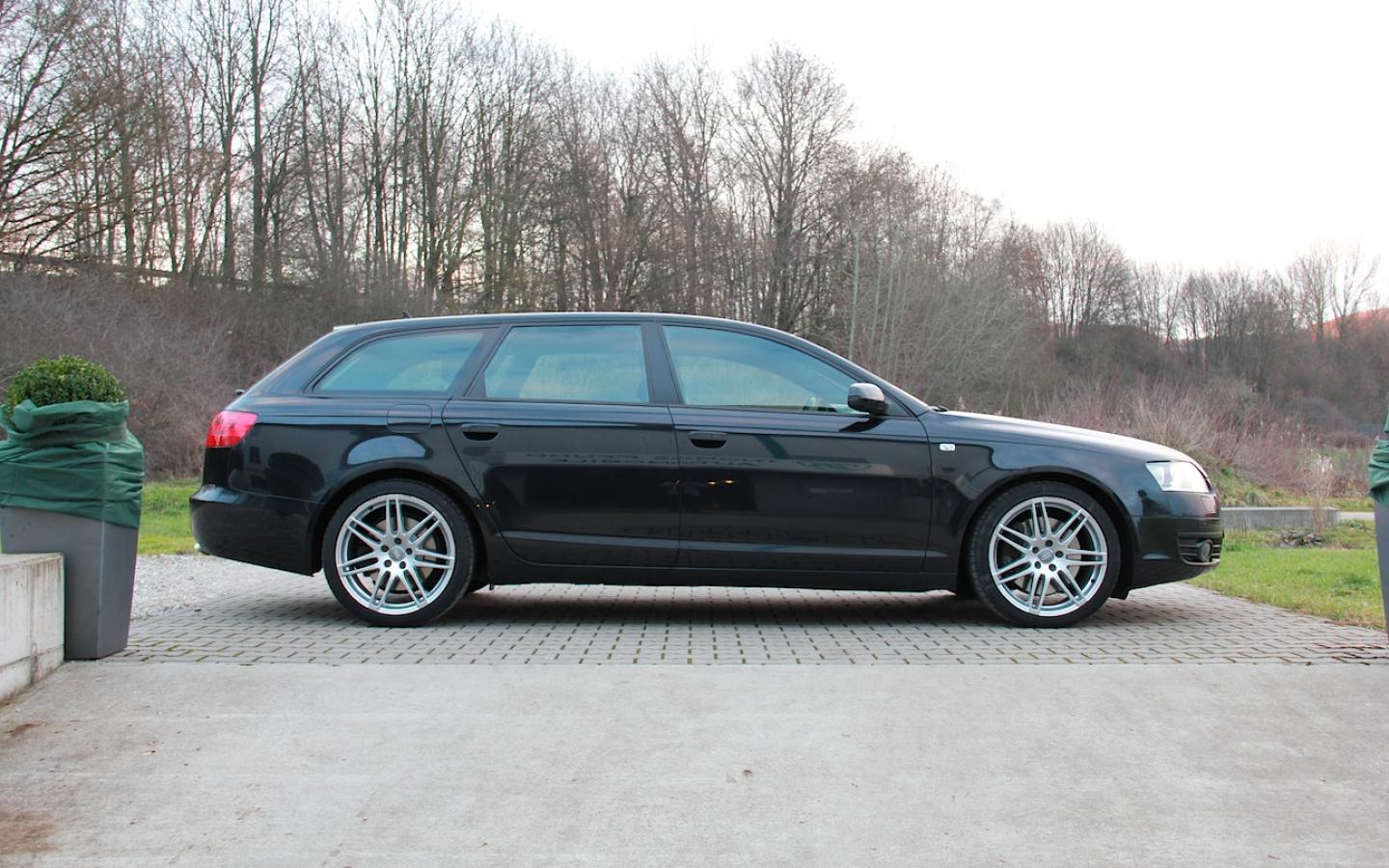 audi a6 avant 4f 3 0 tdi quattro. Black Bedroom Furniture Sets. Home Design Ideas
