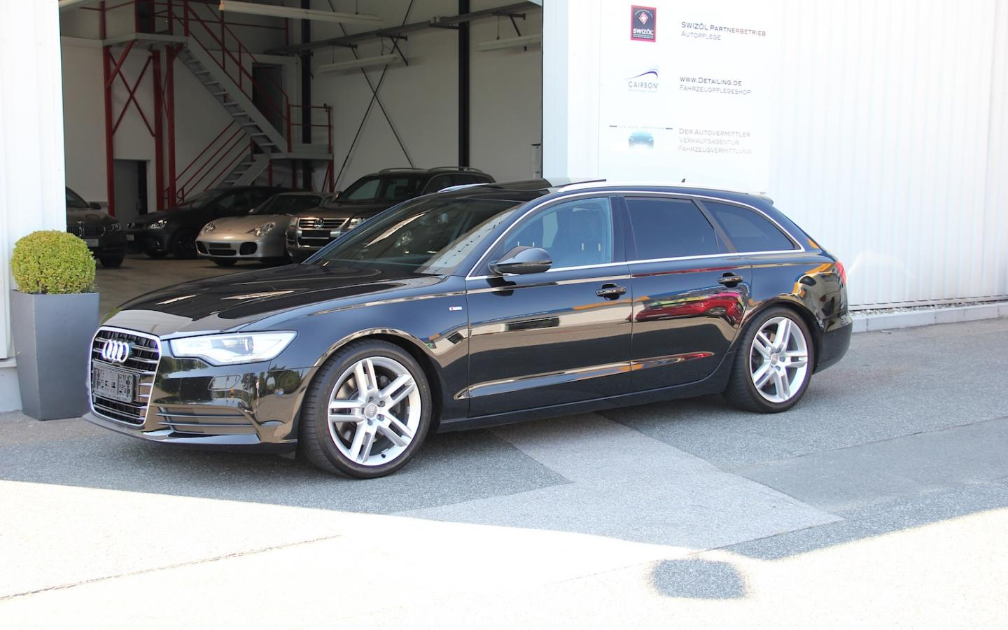 audi a6 avant 3 0 tdi quattro 4g s line panoramadach. Black Bedroom Furniture Sets. Home Design Ideas