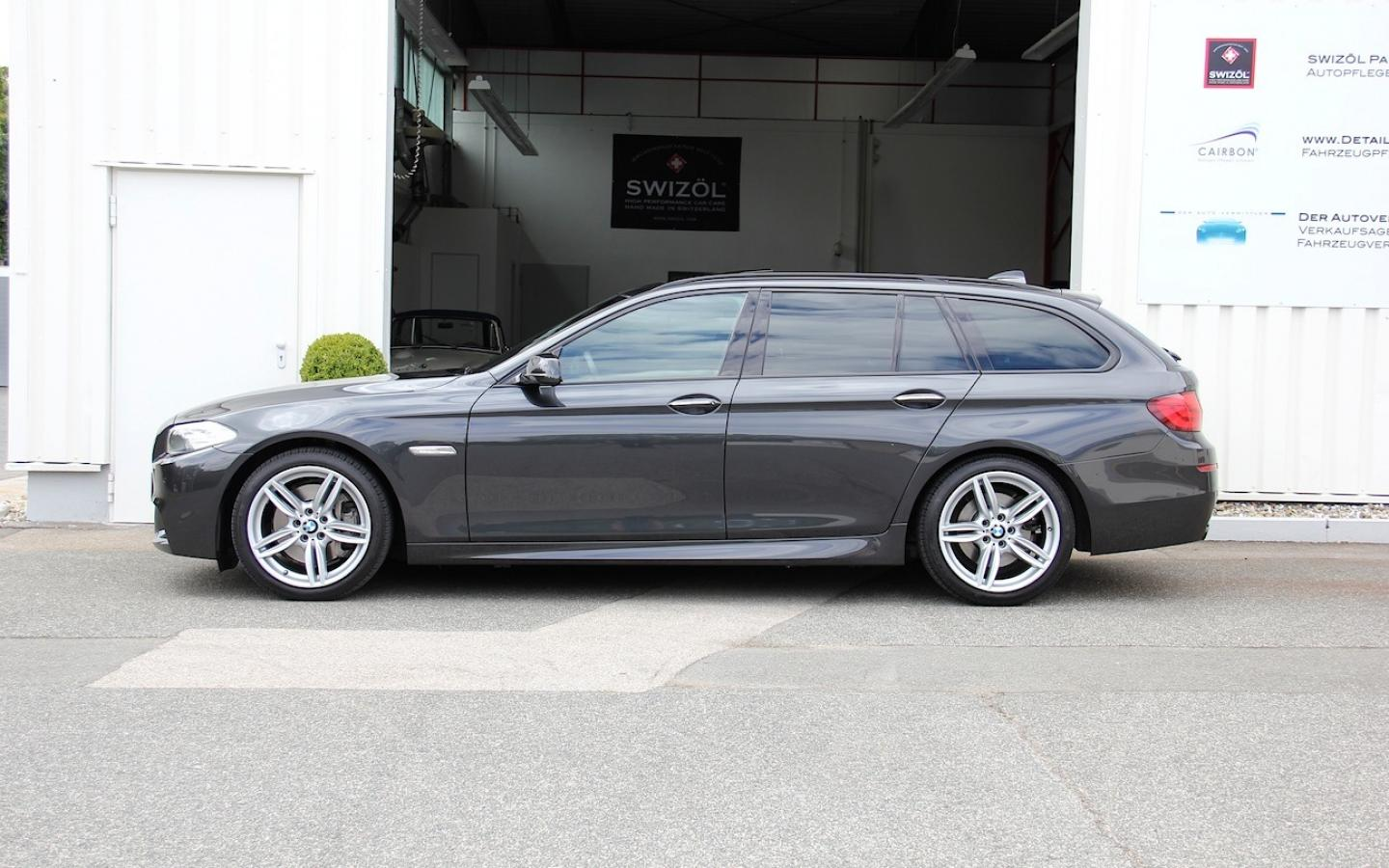 Bmw 525d Touring F11 M Sportpaket Thomas Pfund Automobile