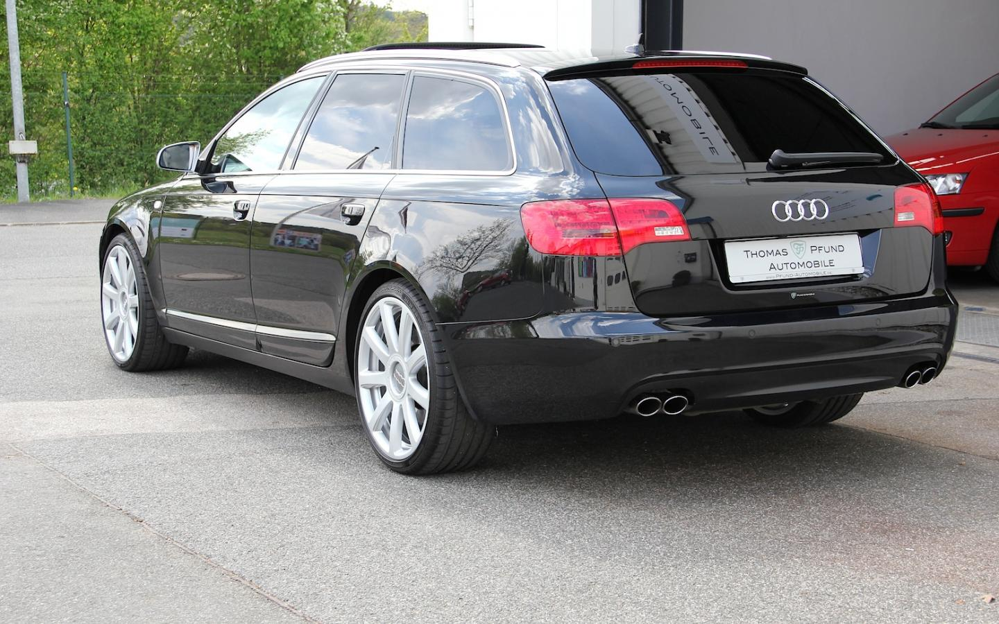audi s6 5 2 v10 avant acc bose 20 zoll motor neu thomas pfund automobile. Black Bedroom Furniture Sets. Home Design Ideas