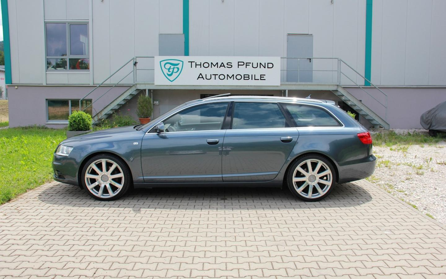 audi a6 avant quattro thomas pfund automobile. Black Bedroom Furniture Sets. Home Design Ideas